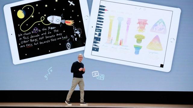 Apple Tablet-Markt