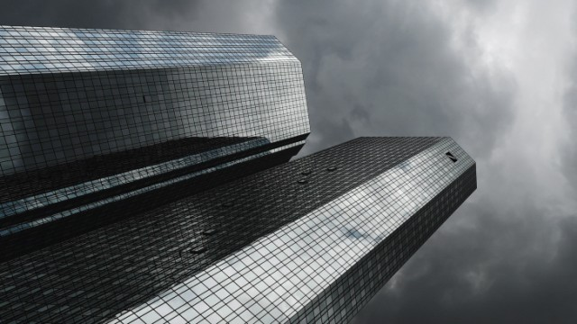 Wie Gefährlich Ist Die Deutsche Bank