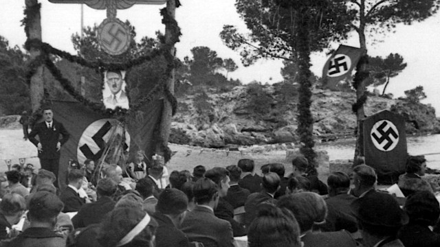 Nationalsozialismus Nationalsozialisten auf Mallorca