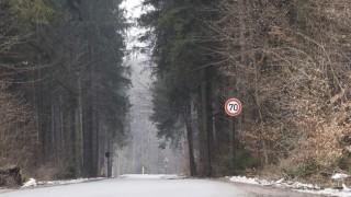 Oberhaching, Deisenhofen, Straße von Laufzorn nach Ödenpullach
