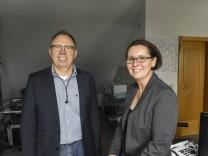 Kirchheim, Pflegeagentur, Friederike Schellenberger und Wolfgang Schellenberger, Geschäftsführer