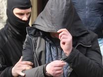 Mario Rönsch Festnahme