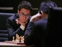 World Chess Tournament 2018 - First Move Ceremony; Fabiano caruana