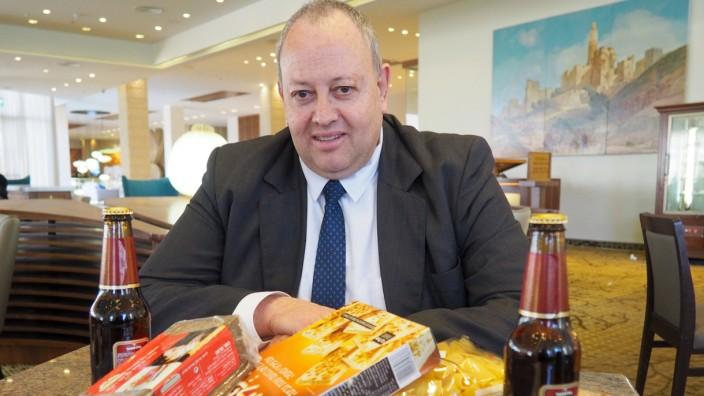 Israel verkauft Brotvorräte für zehn Tage - Hussein Dschabar