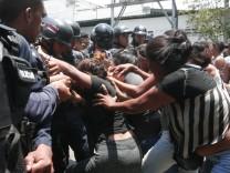 Tote bei Häftlingsmeuterei in Venezuela