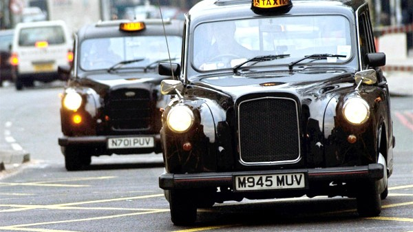 Londoner Taxi
