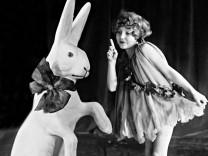 Mädchen und Osterhase, 1925