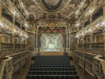 Markgräfliches Opernhaus Bayreuth nach der Restaurierung