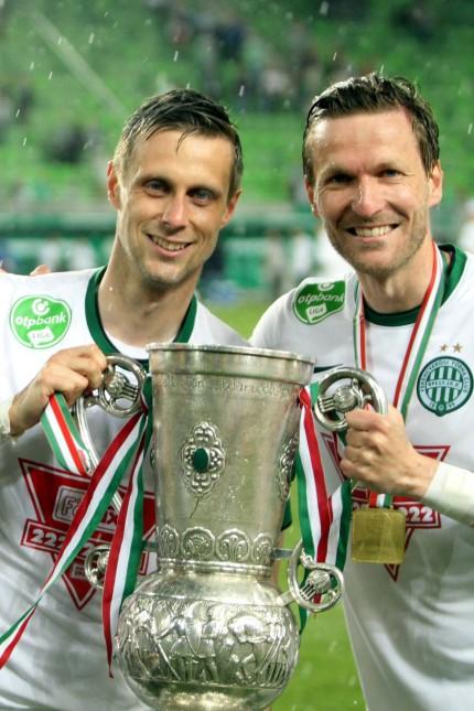 20 05 2015 Budapest Hungary FC Videoton FTC Ferencvarosi TC Hungarian Cup Final Magyar Kupa men s