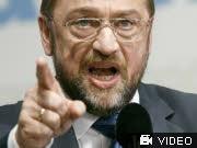 Gespräch mit Martin Schulz, Es entsteht ein explosives Gemisch, dpa