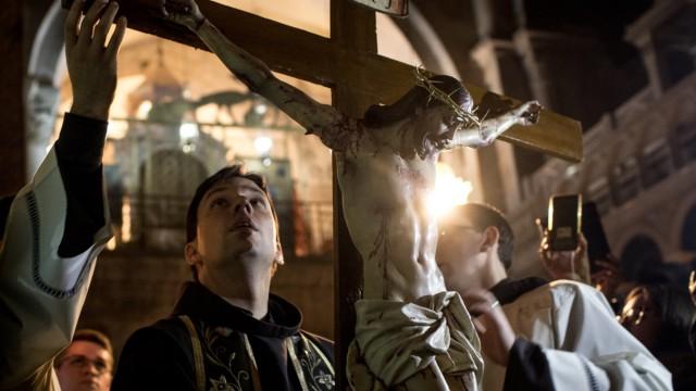 Easter Celebrations in Jerusalem