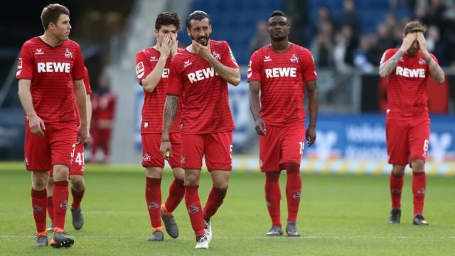 TSG 1899 Hoffenheim v 1. FC Koeln - Bundesliga