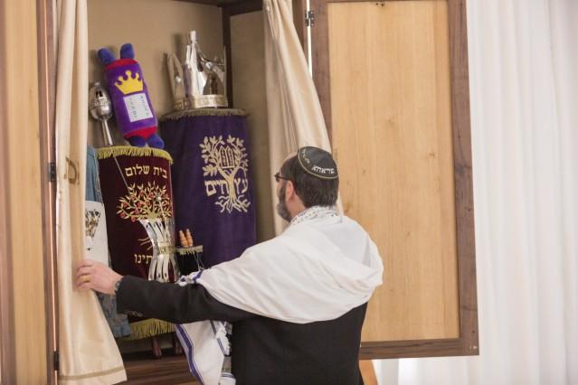 Glaubensorte - Synagoge