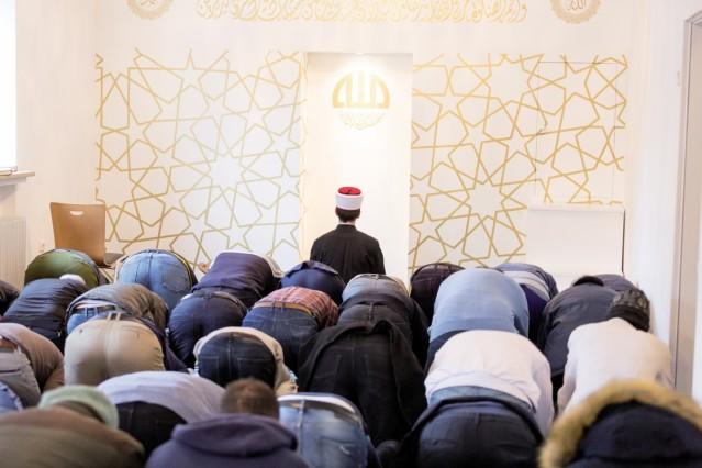 Glaubensorte - Moschee