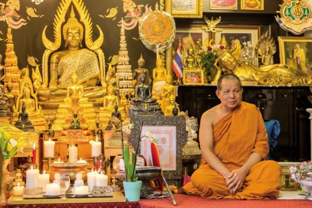 Glaubensorte - Buddhistischer Tempel