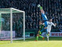Bilder des Tages SPORT GER 1 FBL Werder Bremen vs Eintracht Frankfurt 01 04 2018 Weserstadion