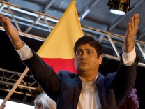 Ruling party candidate Carlos Alvarado elected Costa Rica's next president