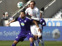 VfL Osnabrueck v SC Preussen Muenster - 3. Liga; osnabrueck+jetzt