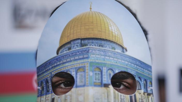 APTOPIX Turkey Jerusalem Islamic Summit