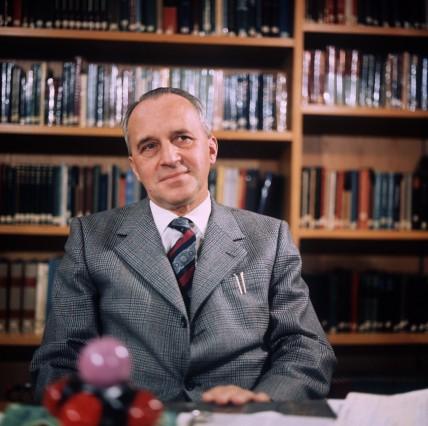 Ernst Otto Fischer, 1973