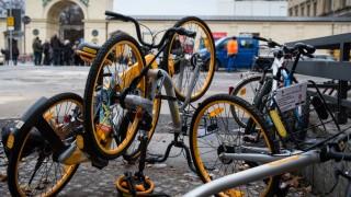 Obikes in München: Nach dem Scheitern legt die Stadt Regeln für Leihradanbieter fest.