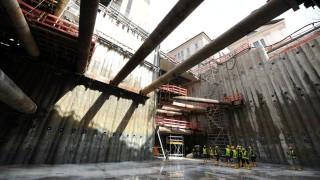 Verkehr in München Bauarbeiten in München