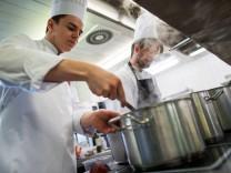 Gastro-Nachwuchs kämpft um Landessieg