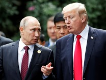 Trump Putin Syrien USA Russland