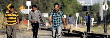 Politik USA Trumps Einwanderungspolitik