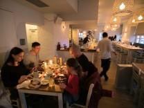 Griechisches Restaurant Griechisch Essen In Munchen