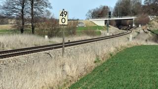 """Dorfen Bahnprojekt """"ABS 38"""""""