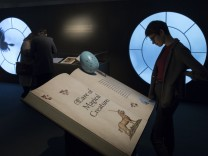 'Harry Potter: A History of Magic' Exhibition Launch