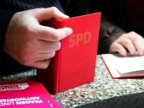 Parteibuch SPD