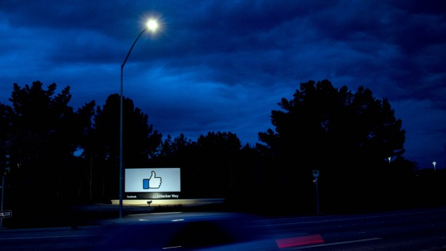 Tech-Industrie Facebook
