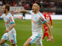 Ligue 1 - Dijon vs Olympique de Marseille