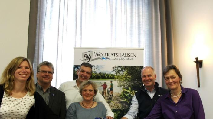Fahrradfreundliche Kommune Wolfratshausen