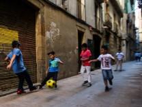 Vibrant Barcelona Lifestyle