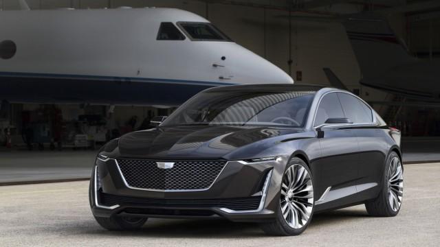Cadillac Escala Concept Car