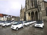 Smart Daimler car2go
