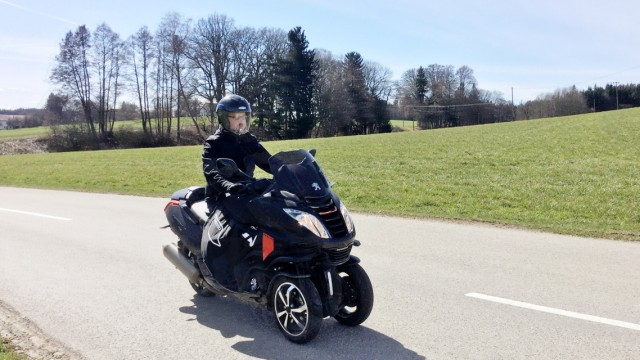Motorrad Fahrbericht
