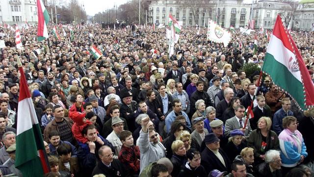Politik Ungarn Ungarn