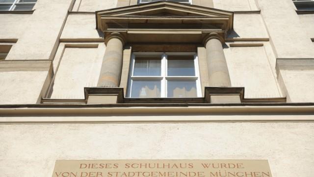 Bergmannschule in München, 2016