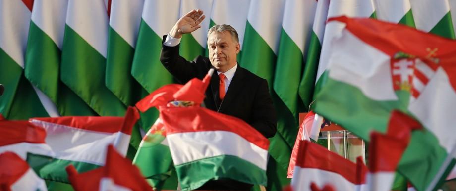 """Politik Ungarn Serie """"Wir sind Europa"""""""
