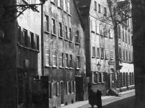 Peter-Kötzer-Gasse in Augsburg, 1930