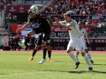 07 04 2018 Fussball Saison 2017 2018 2 Fussball Bundesliga 29 Spieltag 1 FC Nürnberg N