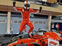 Auto - F1 - 2018 Formula One season - 2018 Grand Prix de Bahreïn