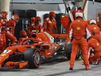 Formel 1 - Grand Prix von Bahrain