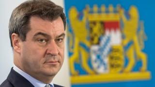 Pressekonferenz nach erster bayerischen Kabinettssitzung