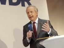 Intendant Buhrow eröffnet 'WDR Studio Zwei - Die Medienwerkstatt'