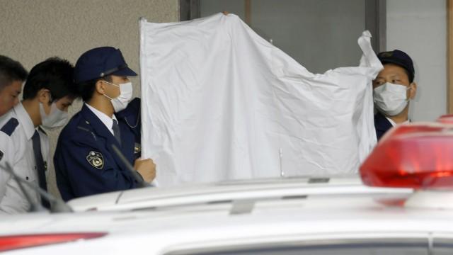 Kriminalität Japan